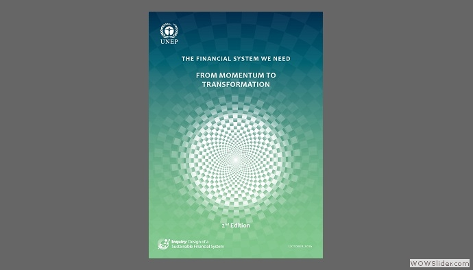 [USEFUL READ] The Financial System We Need: From Momentum to Transformation